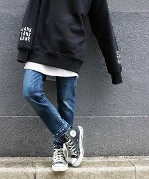 今欲しいのはロンT!こなれ感のある着こなしを作るロングTシャツコーデ
