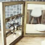 ピアスやイヤリングをおしゃれに収納!100均で便利な収納アイテムをDIY