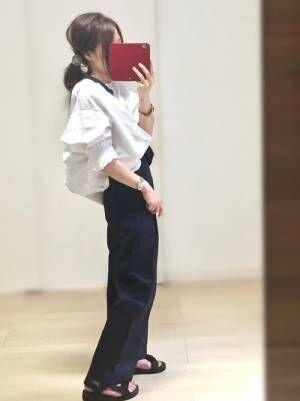 【上下UNIQLO】で作る大人女子コーデまとめ♡プチプラなのにとってもおしゃれ!