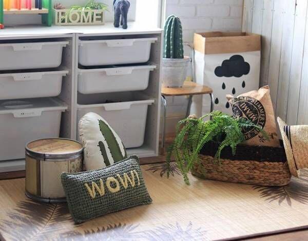 カラーボックスの使い方☆収納用ボックスを使ってきれいで実用的な収納のご紹介