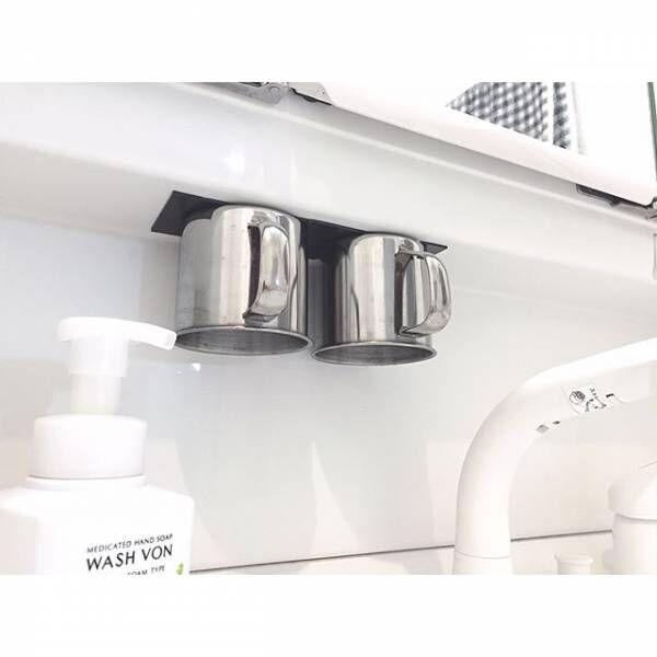 もう洗面所の収納にこまらない!小さな洗面所をすっきり見せる15の方法