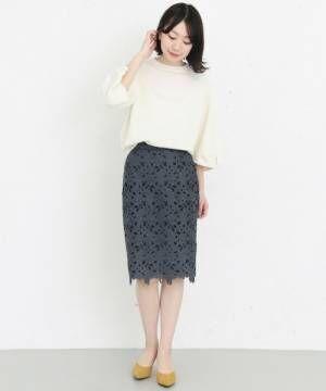女度を上げるおしゃれスカート♡着回し力の高いタイトスカートで大人コーデ!