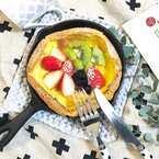 ニトリのスキレット鍋でカフェ気分♡ニトスキでおしゃれなテーブルを演出しよう