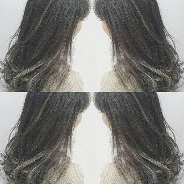 インナーカラーヘアスタイル50選♪チラ見えする髪色がオトナかわいい♡