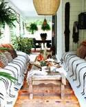 お家で叶えるプチリゾート♡海外ガーデン&テラスの素敵スタイリング15選