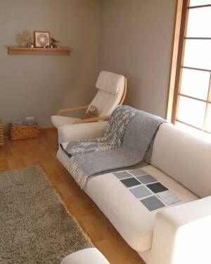 プチプラなのにまるで無印!?無印良品風のお部屋の作り方をご紹介