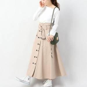 2018年春の人気コーデ15選☆大人女子が着こなすおしゃれコーデとは?
