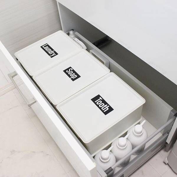 ニトリのインボックスですっきり収納を実現!目的別実用例をご紹介