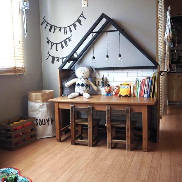 子供部屋インテリア&収納術☆成長と共にお部屋もアップデートしよう