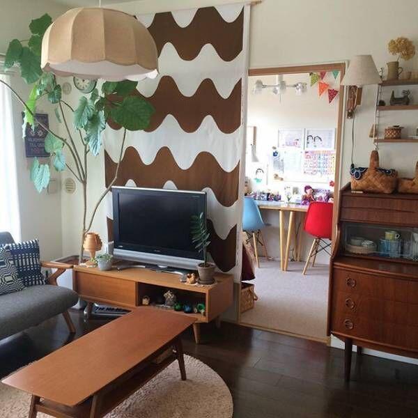カーテンでお部屋を模様替え☆カーテンの選び方&ハンドメイド方法!