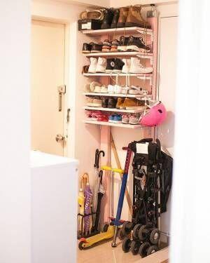 大家族みたいな玄関は卒業!靴収納をマスターしてすっきり玄関を目指そう