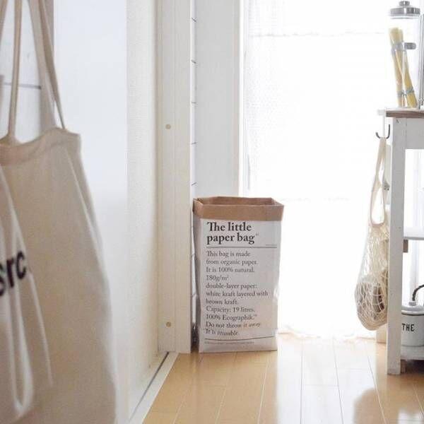 ゴミ箱にもこだわりたい!おしゃれなゴミ箱&簡単に作れるDIYアイディア