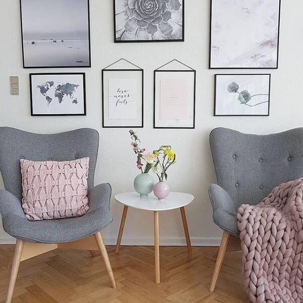 夢見るだけじゃもったない♡海外インテリアから学ぶ「椅子」で仕上げるマイスタイル