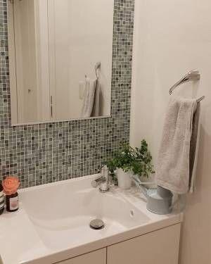 洗面台をおしゃれにDIY!賃貸でもできるDIYアイデアをご紹介☆
