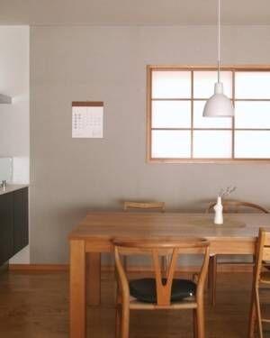 凛とした温かさがいい!和+北欧でほっこり落ち着くお部屋づくり