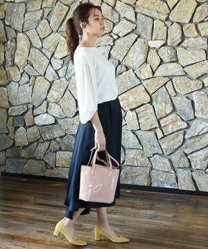 いつものコーデにちょい足しで可愛く♡パステルピンクのショルダーバッグを取り入れよう♪