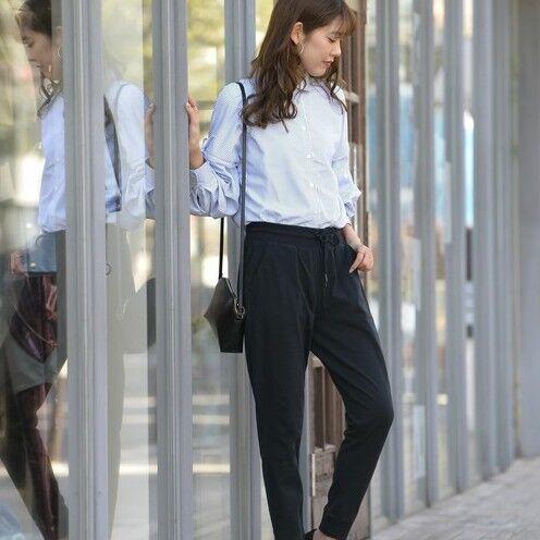おしゃれさんはもう履いている!スウェットパンツで作る大人女子コーデまとめ