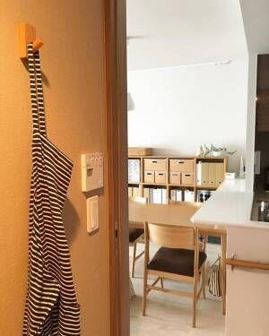おうちの中に収納を作ろう!無印良品の壁に付けられる家具・フックを使ったアイディア
