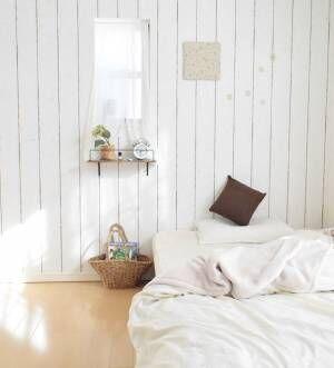 参考にしたい「ベッドルーム」コーディネート☆迷ってしまうインテリアの組み合わせを解決