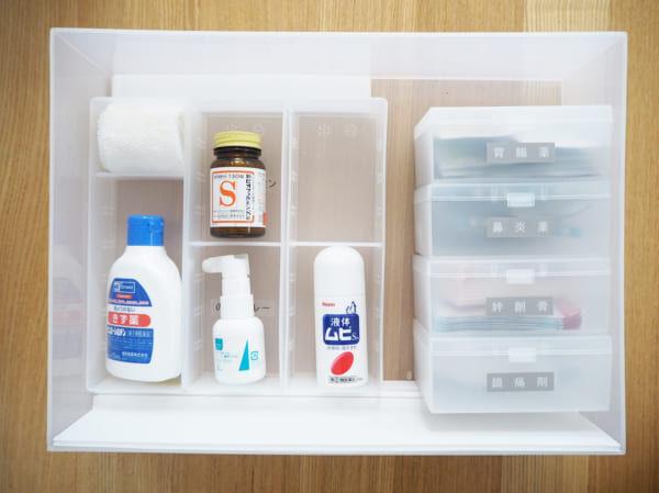 お家中をスッキリ整頓◎【無印良品】のポリプロピレンケースの小物収納アイディアまとめ♩