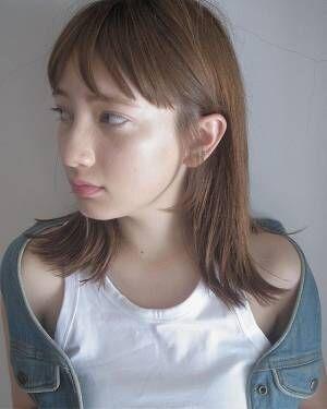 ハネをプラスしてニュアンシーに!軽やかなヘアスタイルで注目を集めよう♪