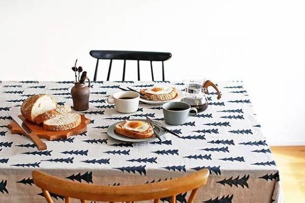 敷くだけでお部屋のおしゃれ度をアップ!北欧メーカーのテーブルクロス特集