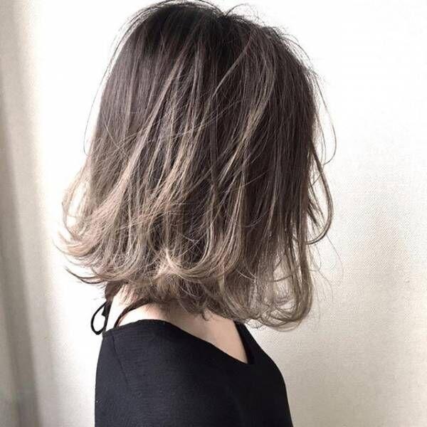 春にときめく大人のふんわりヘア♡スタイリングも簡単なお洒落スタイル特集