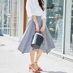 ふんわりフレア♡きちんとタイト♡かわいいを叶える春のスカート特集