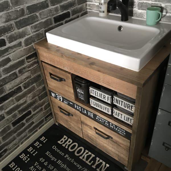 【連載】プチプラで作れる!洗面台にピッタリサイズの収納カゴをDIY♪