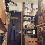 賃貸でも安心「ディアウォール」DIY☆壁や床を傷つけずに収納棚&ディスプレイ棚が作れる!