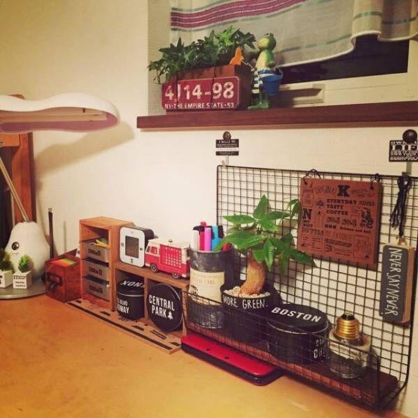 カフェ空間が簡単に作れちゃう☆焼き網を使ったリメイクアイデア15選
