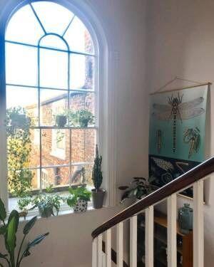 思わず目を引く素敵な空間!海外のおしゃれな階段周りのインテリアをご紹介