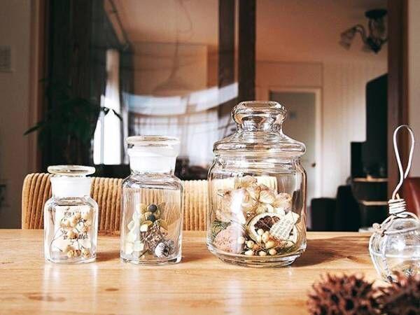 透明感があって綺麗☆ガラス雑貨を使ったおしゃれなインテリアアイディア集