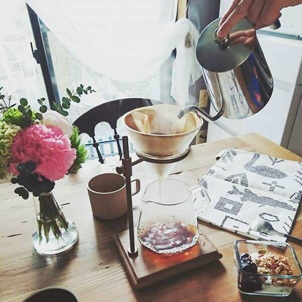 スローに楽しむコーヒータイム。こだわりのカフェスタイルをご紹介します