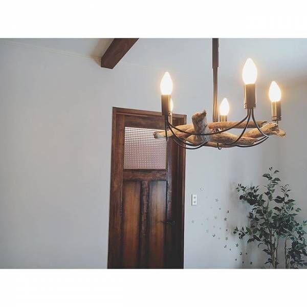 明るいお部屋作りは大切!ペンダントライトでつくるおしゃれな空間☆