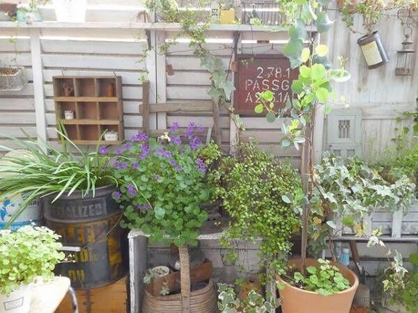 休日はアウトドアリビングで過ごそう♡素敵なベランダや憧れのお庭実例集♪