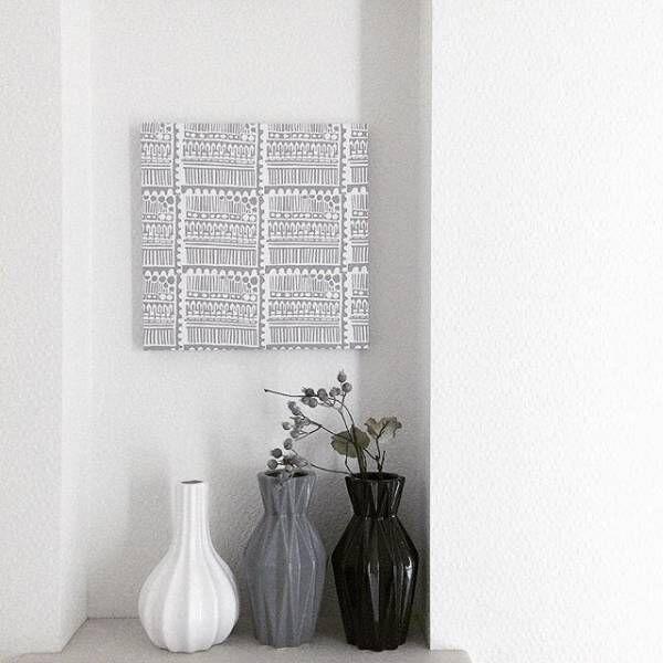 白い花器で気軽に花を飾ろう♪100均からデザイナーズまでお洒落な花器20選◎