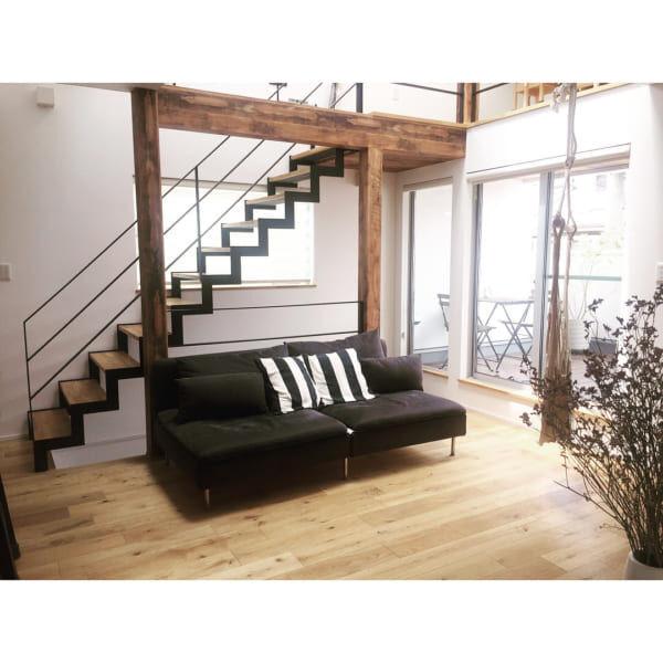 こんな階段に憧れる!見ているだけでワクワクするようなおしゃれ階段特集◎