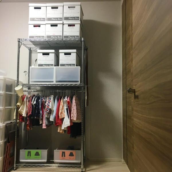 衣替えのこの機会に洋服収納を見直そう!みんなが実践している定番の収納方法をご紹介
