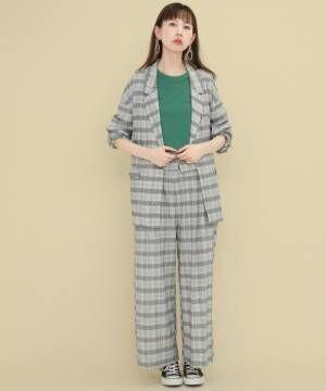 春のおしゃれファッション入門☆差し色・シルエットにこだわった簡単コーデ集