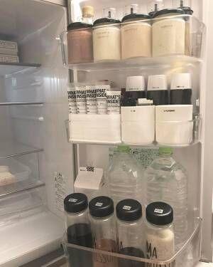 冷蔵庫な中身をスッキリさせたい!素敵なアイデア満載「冷蔵庫収納術」をご紹介
