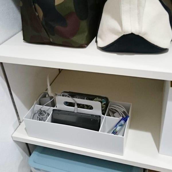 【無印良品】収納キャリーボックスが優秀!持ち手付きで小物収納にぴったり!