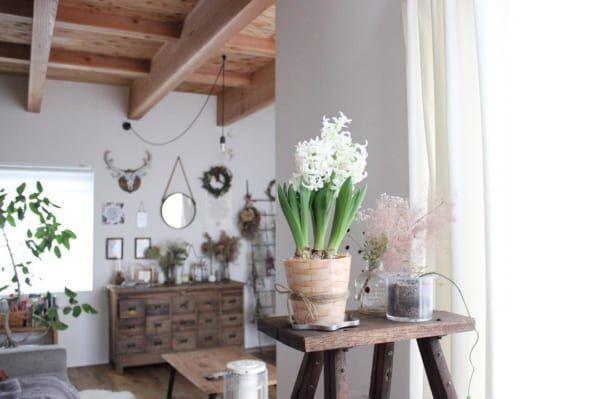 春らしさを感じるインテリア&グッズ♪暖かみのあるおしゃれなお部屋にしよう!