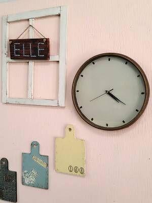 【100均アイテム】で時計が作れる!個性とアイディアが光る実例をご紹介☆