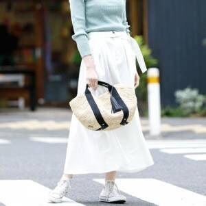 大人女子の白スカートコーデ50選☆2018年春夏コーデは白スカートがなきゃ始まらない!