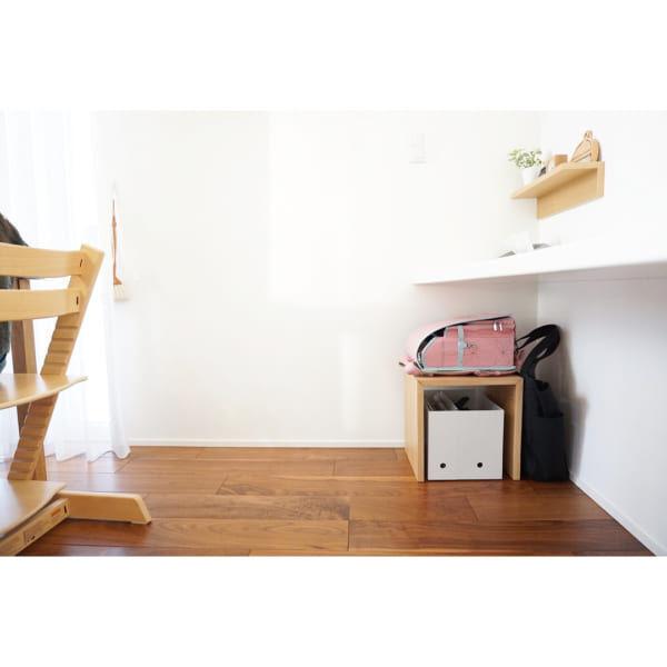 入園・入学までに準備したい!【タイプ別】ランドセル、通園バッグ収納法◎