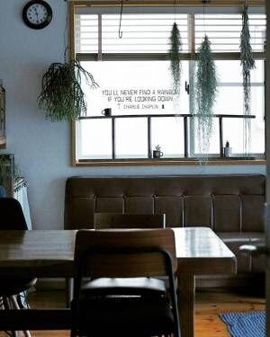 グリーンのある素敵空間♪シンプルなのにおしゃれな植物の取り入れ方実例20選!
