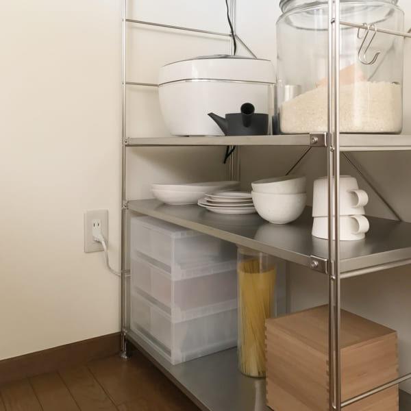 【無印良品】におまかせ!「キッチン収納」に使えるおしゃれアイテムまとめ!