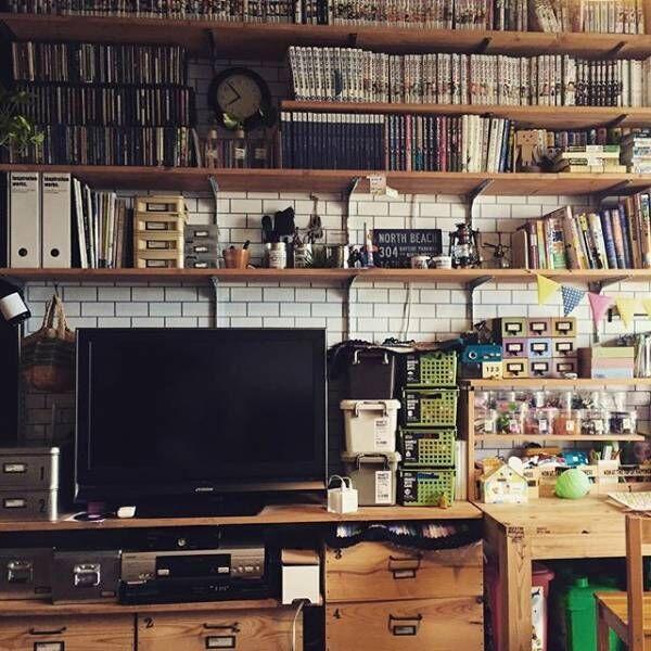 収納だっておしゃれに♬フォトジェニックに決める収納アイデア実例集