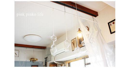 見上げるたびハッピー気分♡DIYで「天井」もお洒落なインテリアにしてみませんか?